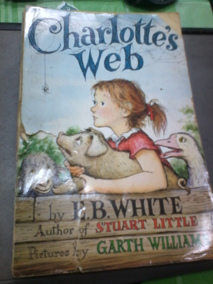 Charlotte's Web by E.B. White: A Book Review