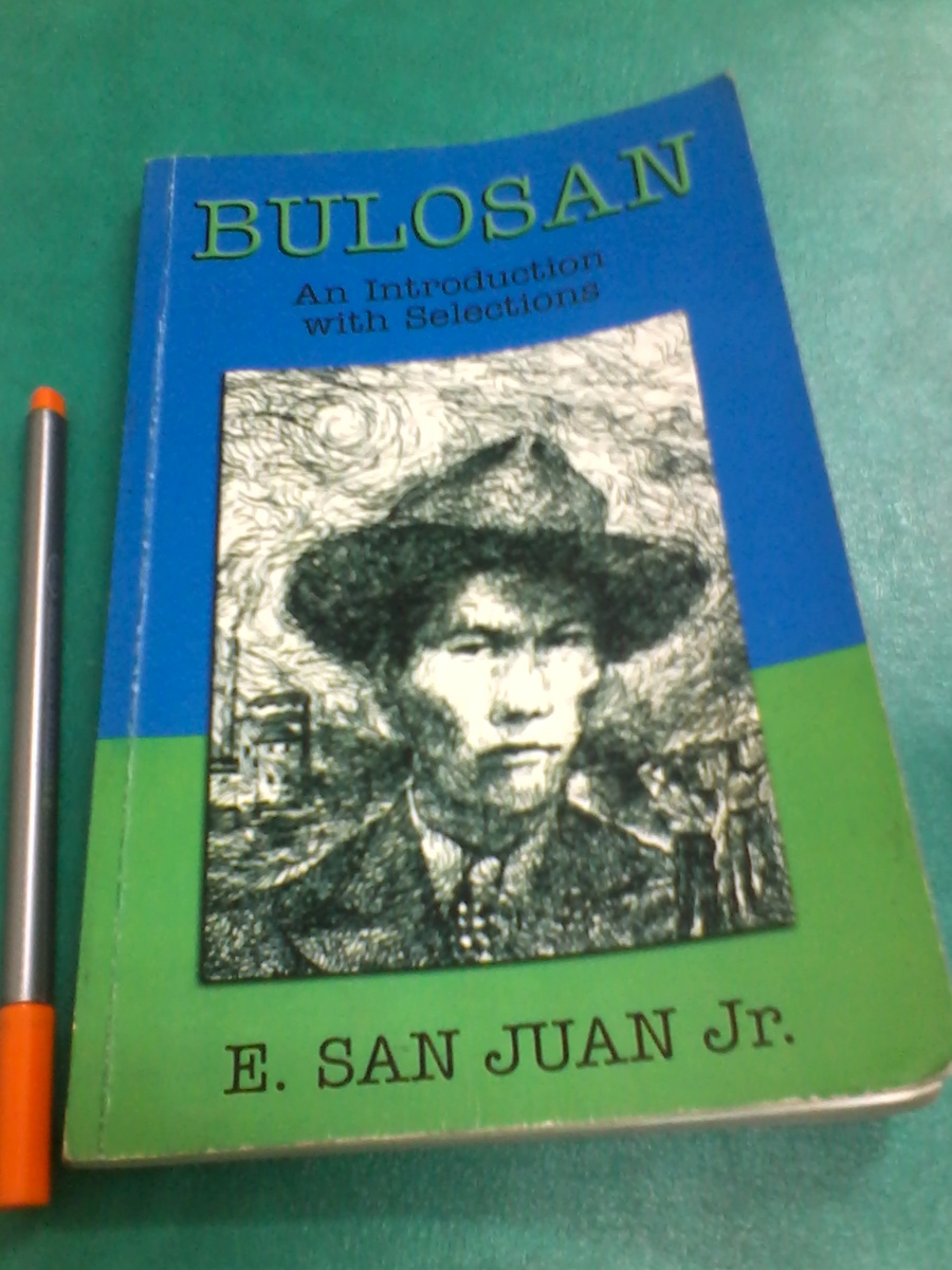 Bulosan: An Introduction With Selections by Carlos Bulosan: A Book Review